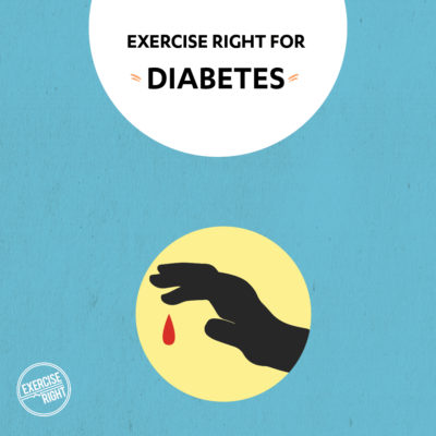 Exercise Right for Diabetes