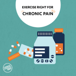 exercise right for chronic pain
