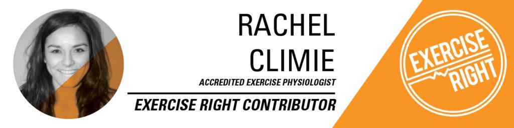 Blog contributor bottom banner Rachel Climie