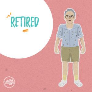 ER retired