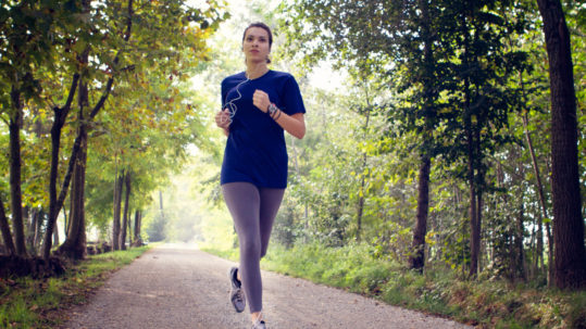 Eating disorder and exercise