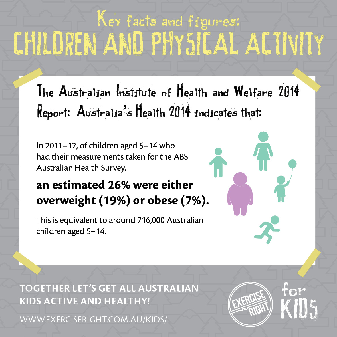 Science Facts Exercise: Exercise Right For Kids Resources