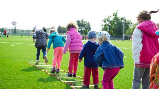 exercise for children with cancer