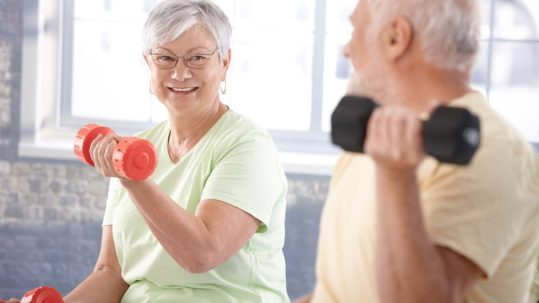 exercising with lymphedema