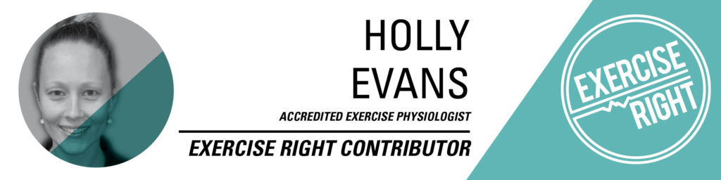 Holly Evans - Accredited Exercise Physiologist