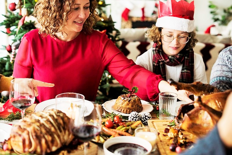 managing diabetes at christmas
