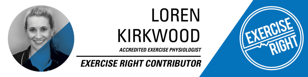 Loren Kirkwood Accredited Exercise Physiologist