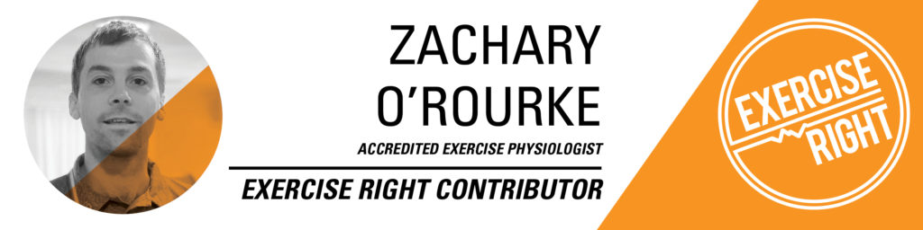 Zac ORourke - Accredited Exercise Physiologist