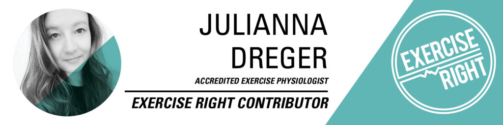 Julianna Dreger Accredited Exercise Physiologist