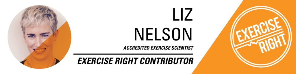 Liz Nelson - exercise scientist