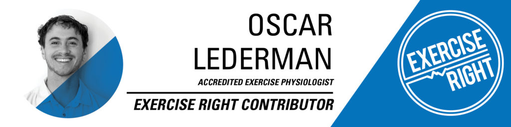 Oscar Lederman Accredited Exercise Physiologist