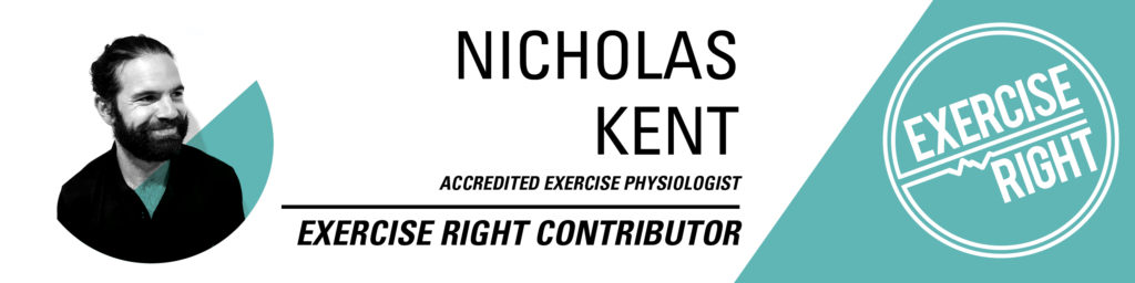 Nicholas Kent Accredited Exercise Physiologist