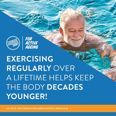exercise right active ageing
