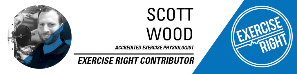 Scott Wood - exercise physiologist