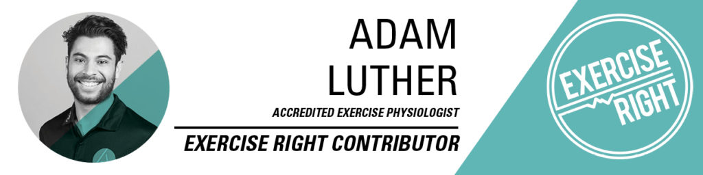 Adam Luther Exercise Physiologist