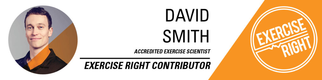 David Smith exercise scientist