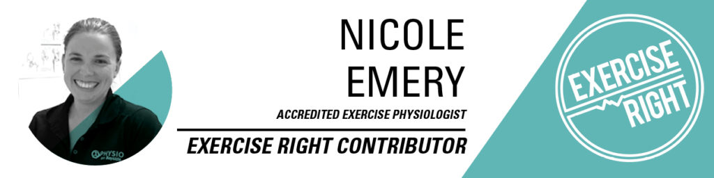 Nicole Emery exercise physiologist