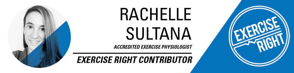 Rachelle Sultana Exercise Physiologist