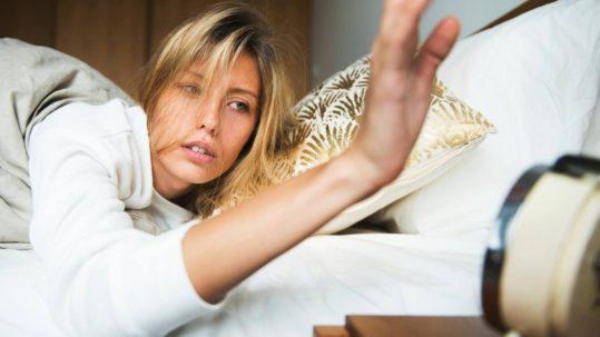 exercise help sleep