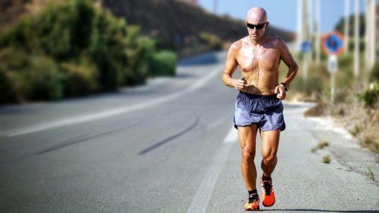 train for ultramarathon