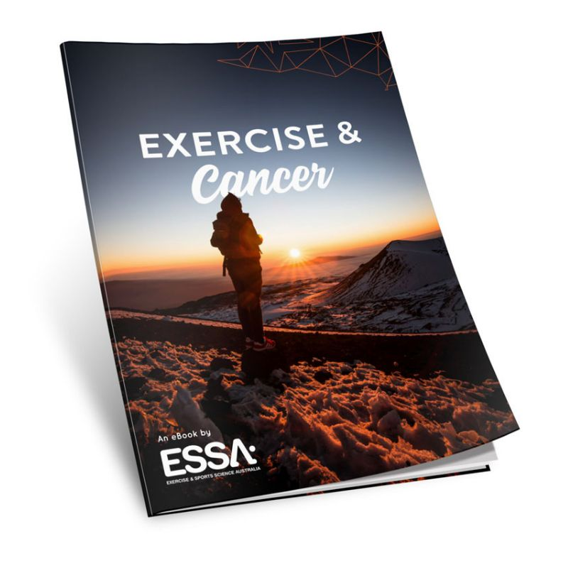 exercise and cancer ebook