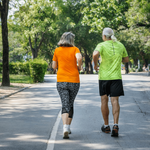 Exercise physiologists guide to walking