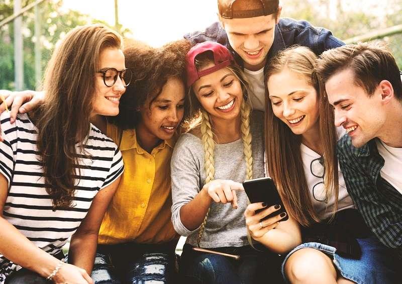 teenagers exercise