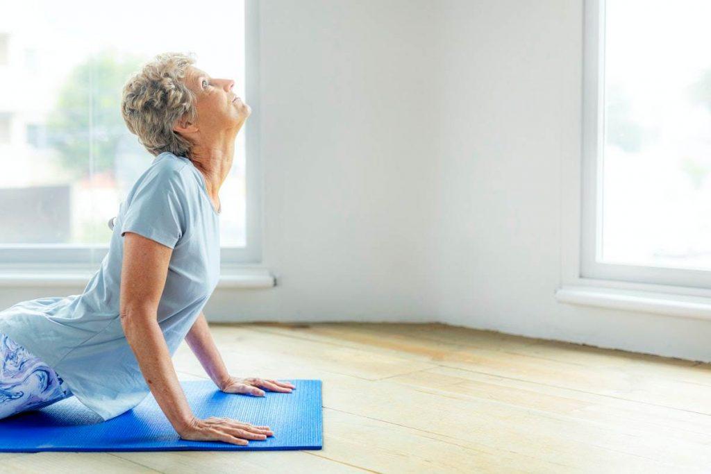 older adult exercise