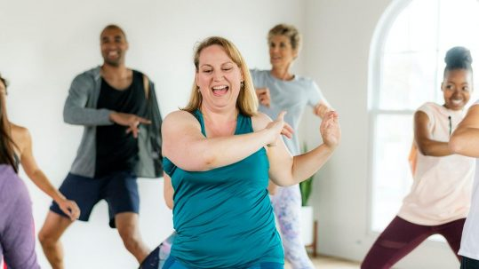 Exercise for Parkinson's Disease Dancing