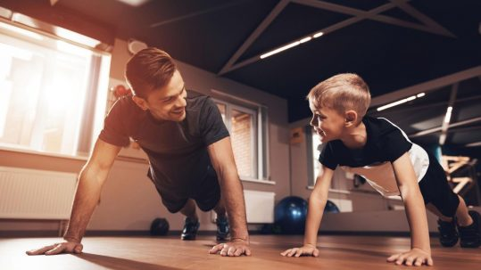Exercise and disabilities in kids