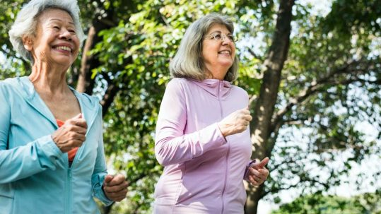 Exercise for falls prevention