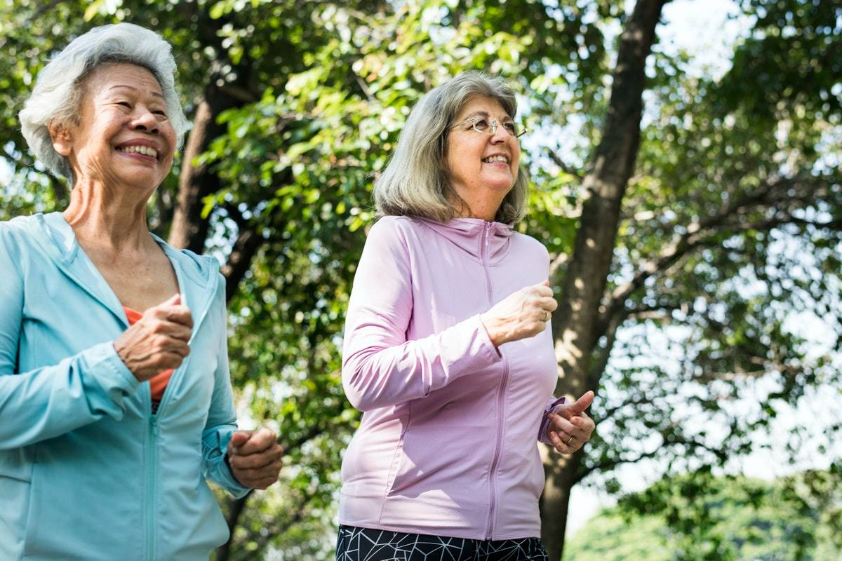 Exercise for falls prevention