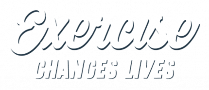Exercise changes lives headline